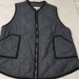 Xxl quilted vest